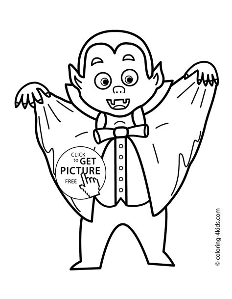 halloween coloring pages dracula halloween vire coloring pages for kids printable free