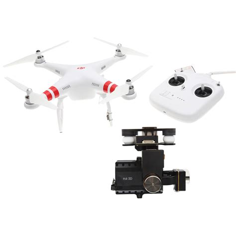 dji phantom 2 quadcopter v2 0 with zenmuse h4 3d cp pt 000142