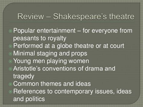 common themes between hamlet and macbeth introduction to hamlet with exercises on act one scenes