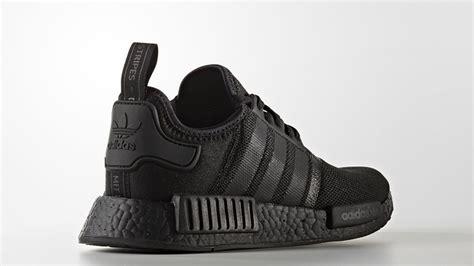 Grosir Adidas Nmd Xr1 Tripleblack adidas nmd r1 black the sole supplier