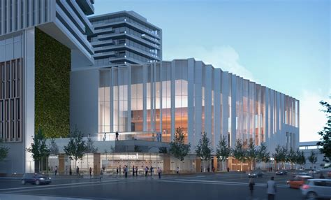 One South The Mba Building by Capital One To Build Wegmans Event Center Parks In Tysons