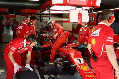 Ferrari F1 Engineer by Ferrari Picks New F1 Engineer For Kimi Raikkonen As Part