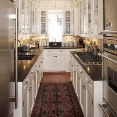 Updating Kitchen Cabinets On A Budget by Galley Kitchen Design Ideas 16 Gorgeous Spaces Bob Vila