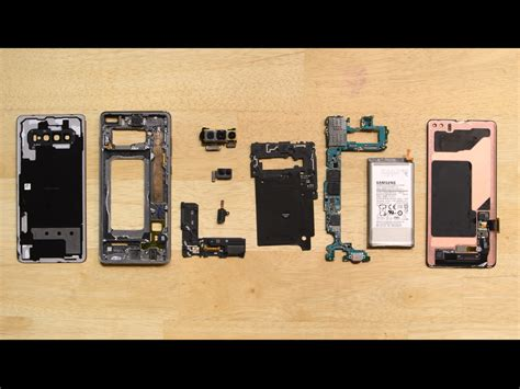 samsung galaxy  teardown ifixit