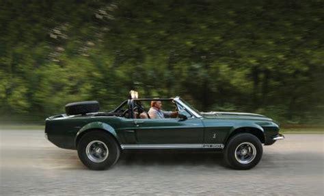 thomas crown affair mustang leisure wheels