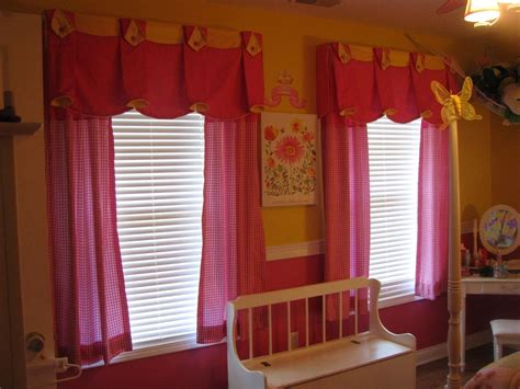 window valances for bedrooms hand made window treatment for little girl s bedroom by the well dressed window custommade com