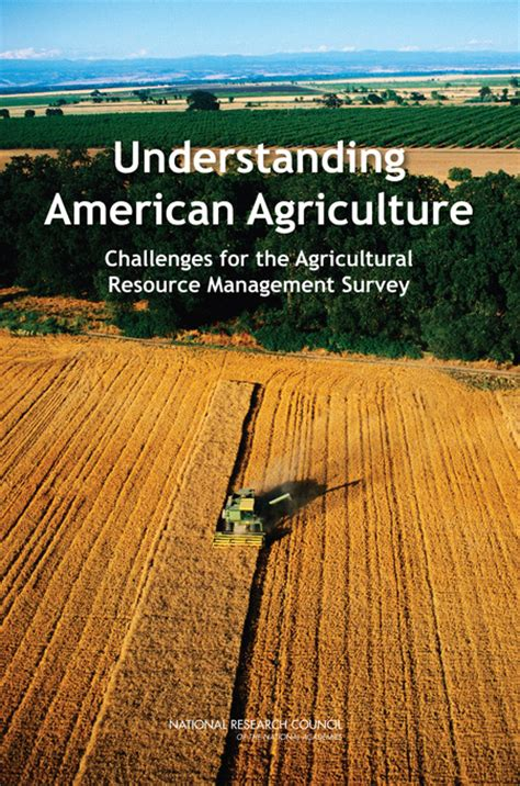 understanding american agriculture challenges