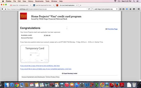 fargo home projects visa approved page 3 myfico