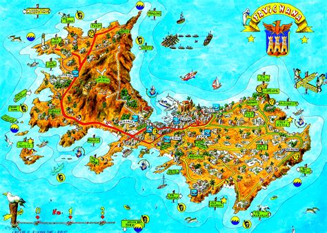 ledusa island italy map bari italy map