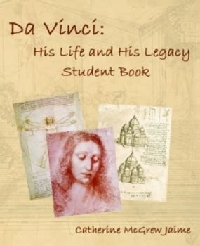 leonardo da vinci biography for students leonardo da vinci student book by creative learning