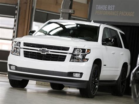 chevrolet tahoe review release date price