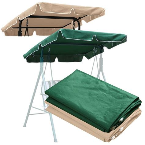 patio swing cover water proof swing top cover canopy replacement patio