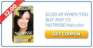 garnier nutrisse printable coupon garnier nutrisse hair