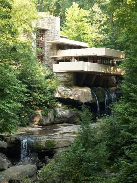 falling waters house 390 best images about frank lloyd wright homes on