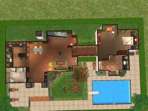 Modern Family House Plans by Modern Family House Floor Plan Bridge Modern House