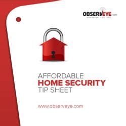 wireless ip retailer publishes home security tip