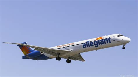 allegiant air adds nonstop flight to florida out of bwi baltimore business journal