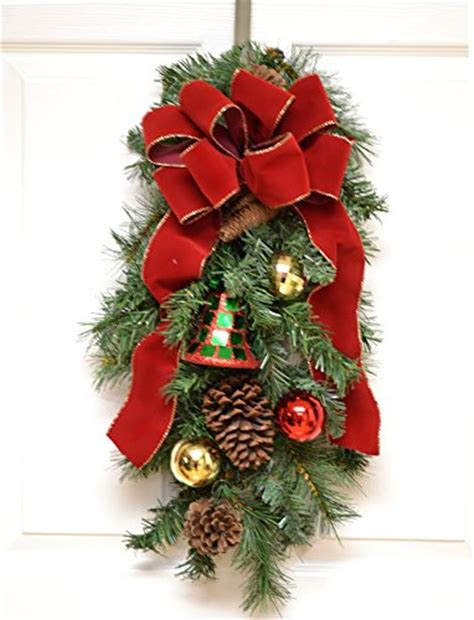 christmas wreaths for your front door webnuggetz com