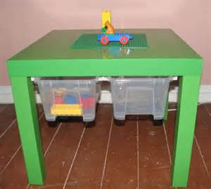 28 lego tables with storage we spaceships and laser