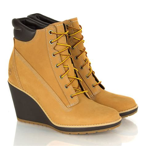 timberland wheat women s earthkeepers meriden 6 inch boot