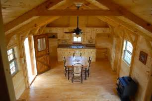 eastern white pine from floor to ceiling gorgeous cabin