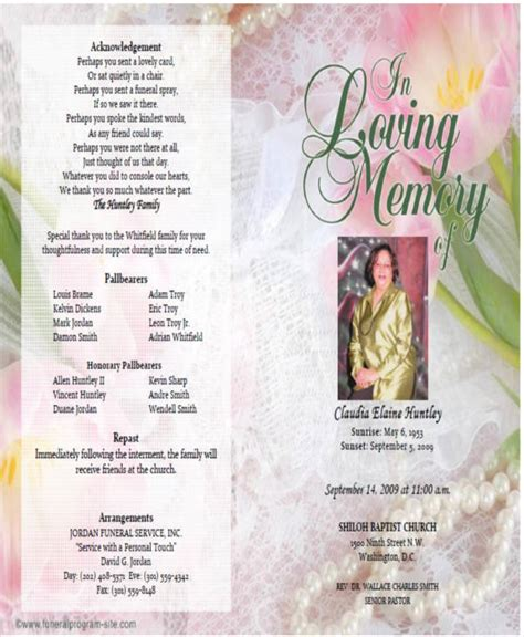 Obituary Card Template by 35 Printable Obituary Sles Sle Templates