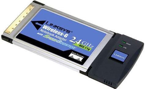 Linksys 802 11b G Cardbus Wireless Laptop Adapter Limited tarjeta de inal 225 mbrica pcmcia cardbus linksys wpc54gs