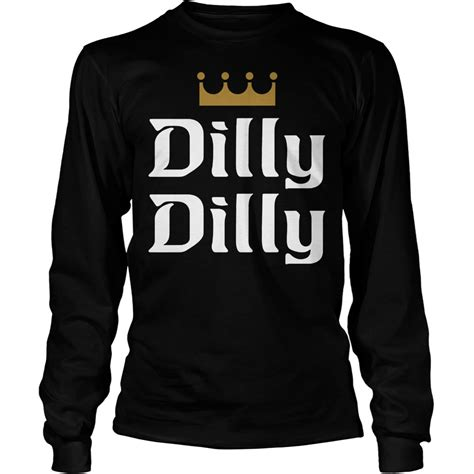 bud light dilly dilly bud light official dilly dilly shirt hoodie sweater and