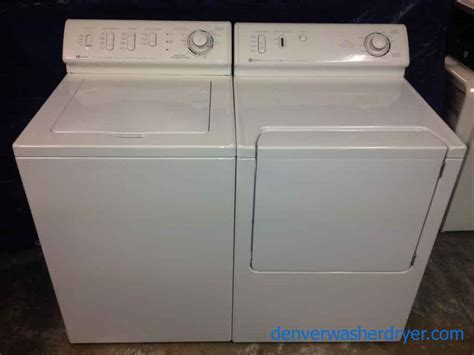 Large Images for Maytag Dependable Care Washer and Dryer
