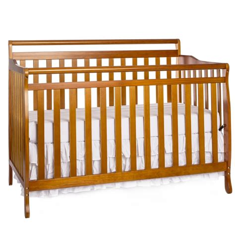 Crib Side Rail by Liberty 4 In 1 Convertible Crib On Me