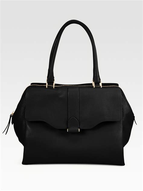 Derek Lam Consuelo Bag by Derek Lam Large Shoulder Bag In Black Lyst