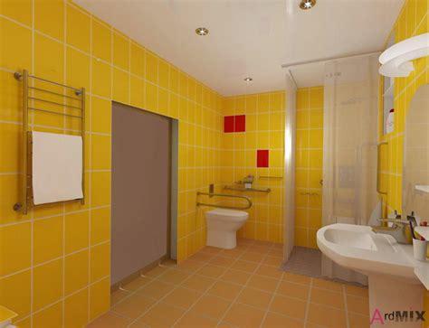 yellow bathroom tile 22 beautiful bathroom tiles yellow eyagci