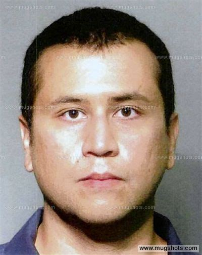 George Zimmerman Criminal Record George Zimmerman George Zimmerman Re Arrested In Florida New Mugshot Released