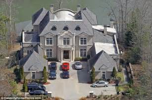 Rapper T I S Georgia Mansion Ferrari Spider And Rolex Ti And Tiny House In Atlanta