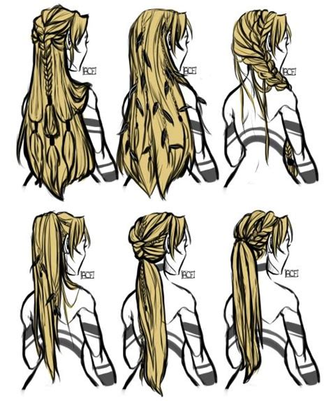 fantasy hairstyles step by step 574 best anime oc outfits and character ideas images on