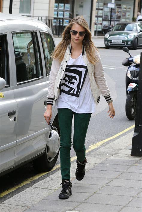delevingne  shirt  shirt lookbook stylebistro