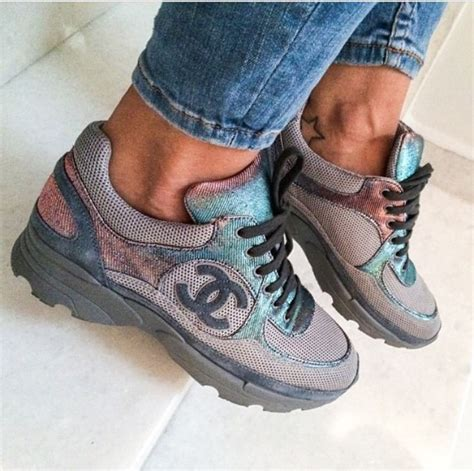 chanel athletic shoes 25 best ideas about chanel sneakers on