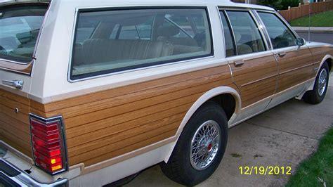 1988 pontiac parisienne car show outtake 1988 pontiac parisienne safari custom