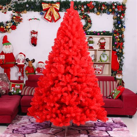picture of a christmas tree with a red scarf aroud the top tree decorations ideas celebration all about