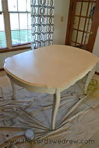 paint dining room table chalk paint dining room table upcycle adventure the
