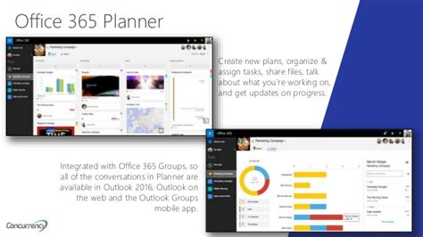 Office 365 Outlook Shared Tasks Office365 Groups From The Ground Up Spsnashville