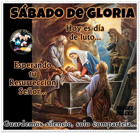 imagenes feliz sabado santo s 225 bado de gloria hoy es d 237 a de luto imagen 9578