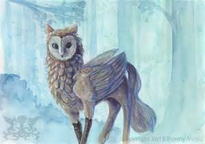 Barn Prints Owl Griff By Penny Dragon On Deviantart