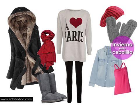 imagenes de outfits otoño invierno 2013 invierno estilo cebollita