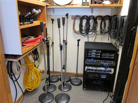 Soundproofing A Closet by Production Title