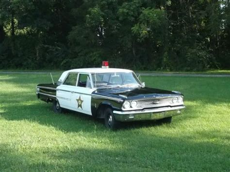 andy griffith car purchase used 1963 ford galaxie 500 mayberry sheriff s car