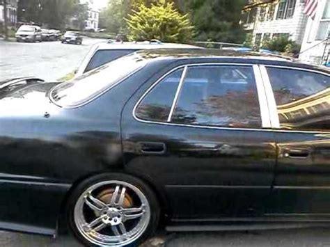 corolla 1994 le full bodykit with 17'rim | funnydog.tv