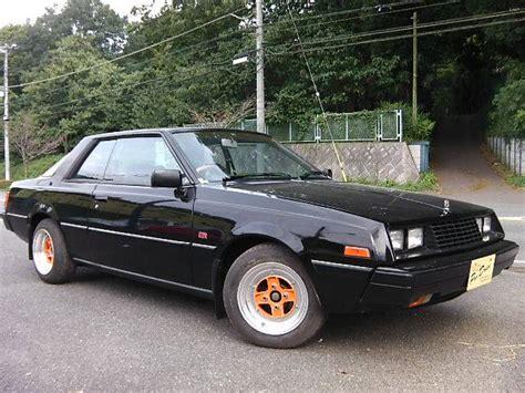 mitsubishi hatchback 1980 featured 1980 mitsubishi lambda gsr turbo at j spec imports