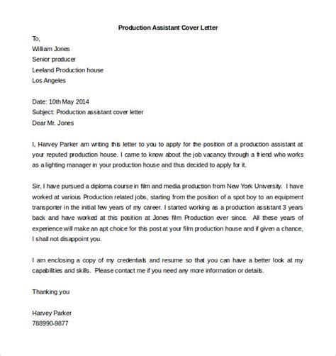 cover letter template for assistant free cover letter template 59 free word pdf documents