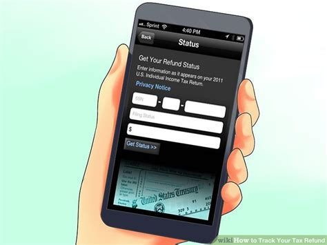 Irs Refund Tracker Phone Number 3 Ways To Track Your Tax Refund Wikihow